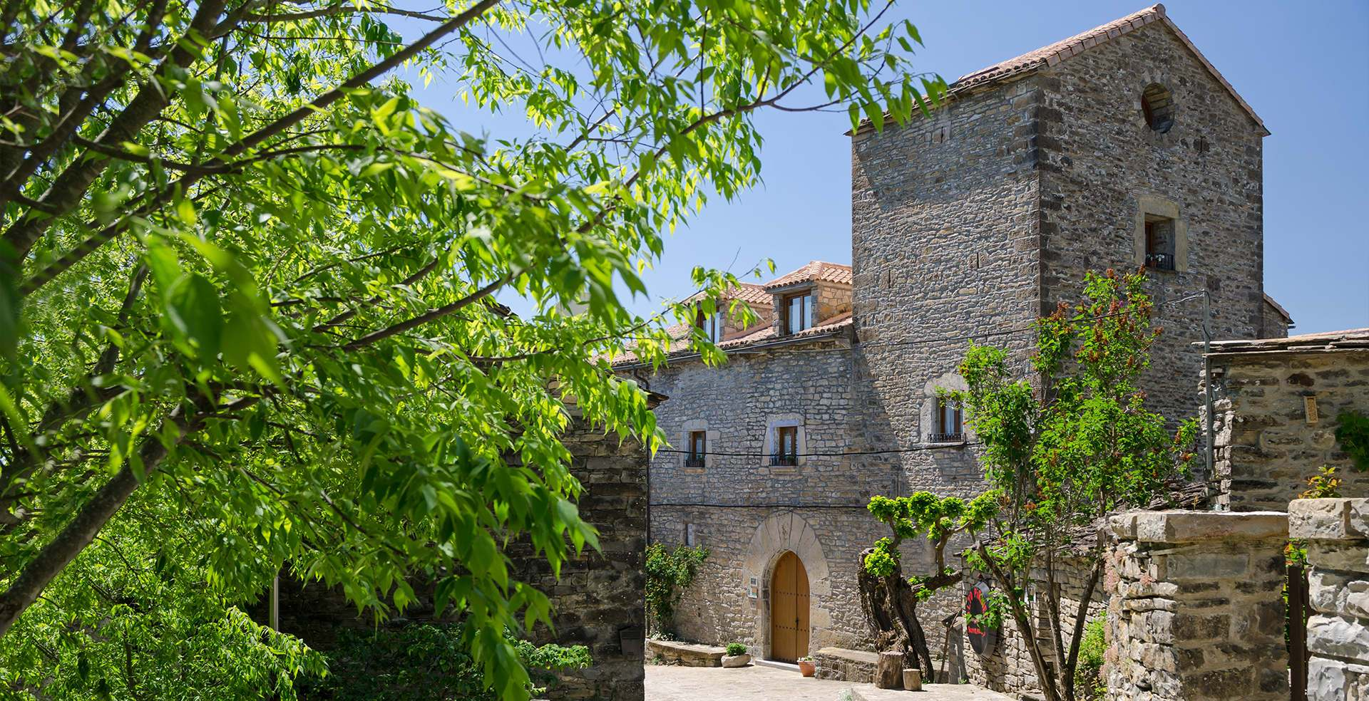 Casa Bara, turismo rural Pirineos